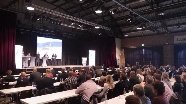 Gewässerkonferenz in Schwerte