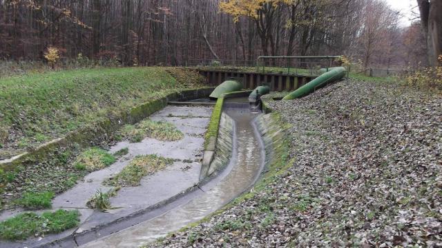 Pumpwerk am Nettebach