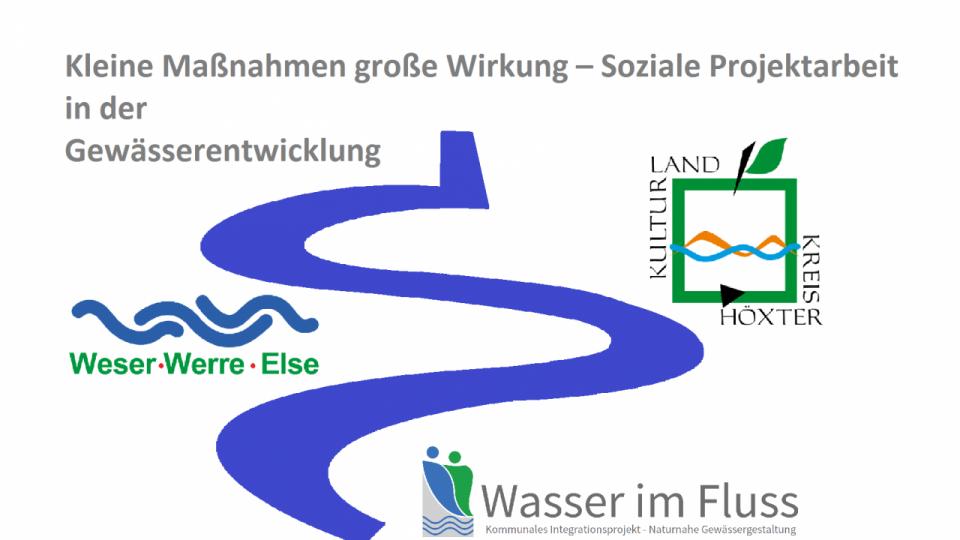 Gewässerentwicklungsprojekte in OWL