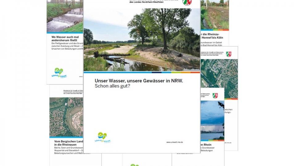 Broschüren Rheingraben-Nord