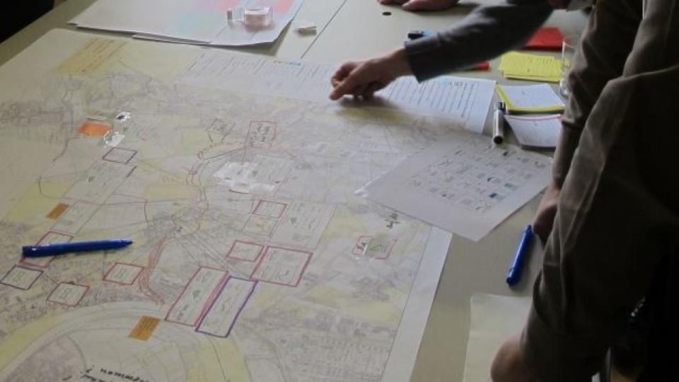 Beratung und Diskussionen im Rahmen der Maßnahmenplanung