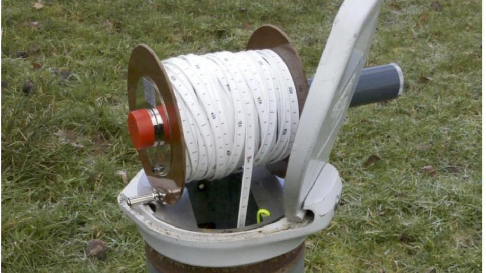 Grundwassermessstelle