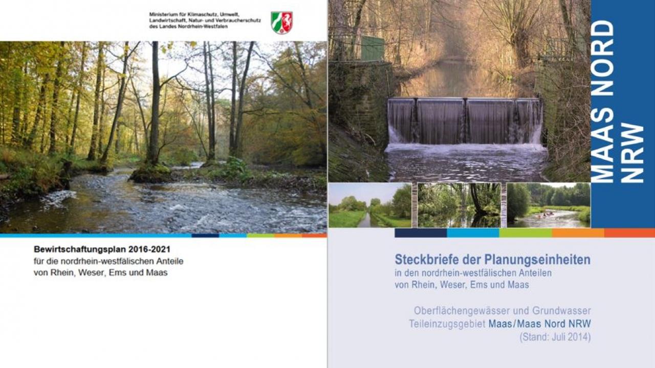 Deckblatt BWP/PE Maas Nord