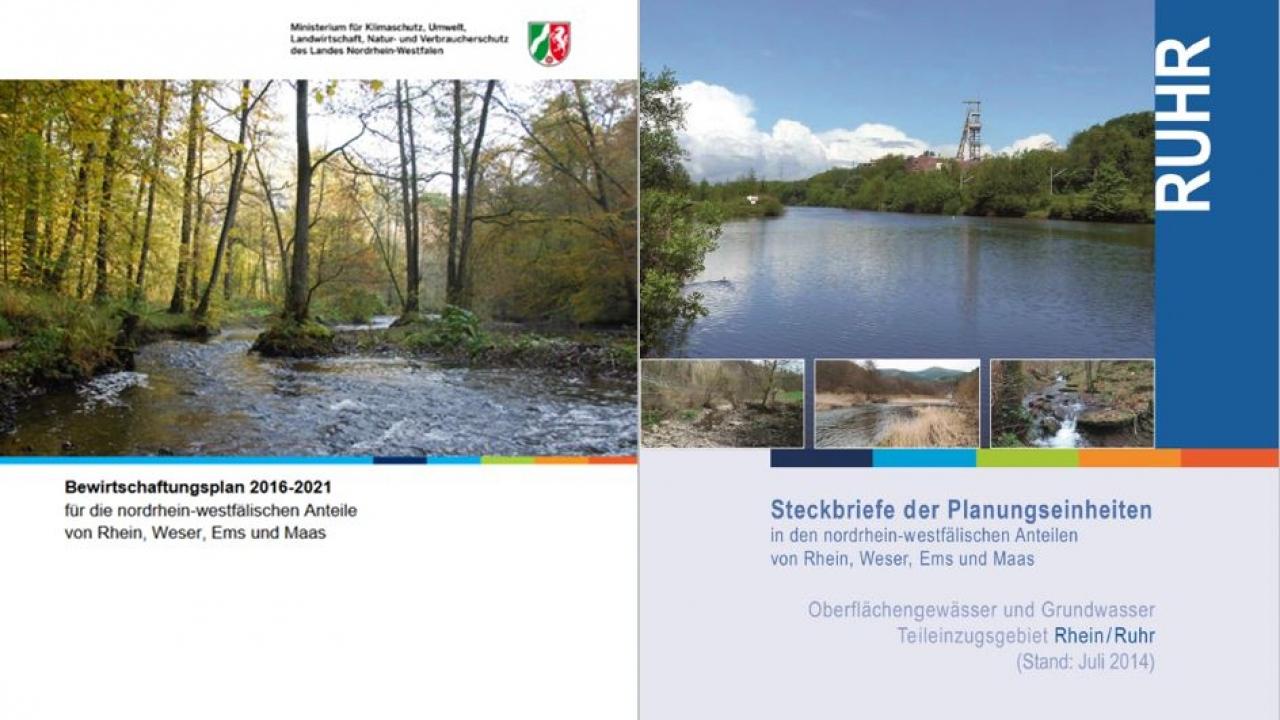 Deckblatt BWP/PE Ruhr