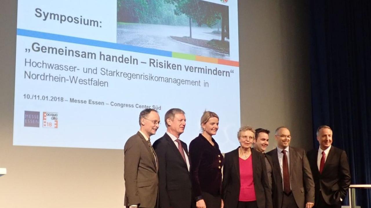 HWRM-Symposium NRW 2018