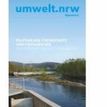 Titelseite der Broschüre zur Pilotanlage Wasserkraftanlage Unkelmühle