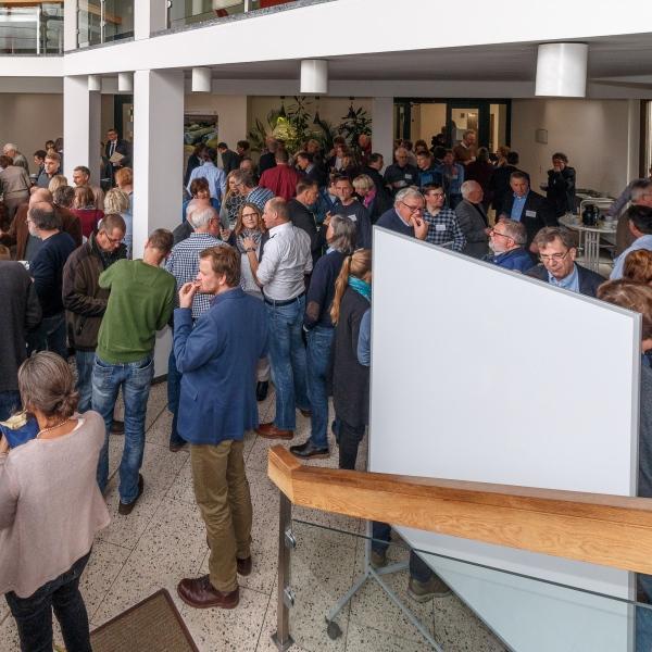 Gewässerkonferenz 2017 - Angebote in der Pause I