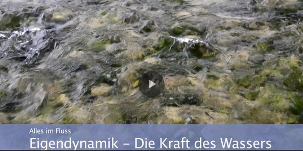 Lippe / Eigendynamik - Die Kraft des Wassers