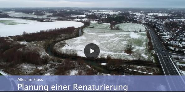 Lippe / Planung einer Renaturierung