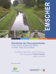 Titel PE-Steckbrief Emscher 2016